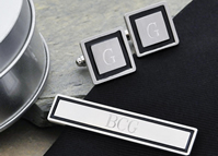 wedding party cuff links