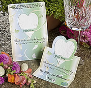 Eco-Friendly Wedding Favors from WhereBridesGo.com!