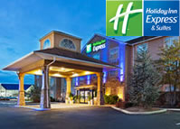 Holiday Inn Express Hotel and Suite Alcoa Airport
